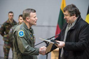 Oro policijos misiją Zokniuose perėmė Lenkija