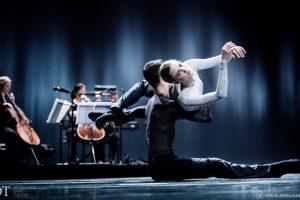 Vilniuje – įvertinto Nyderlandų šokio teatro gastrolės