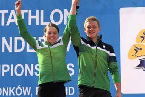 Ambicingi penkiakovininkai: jaunimo olimpinės žaidynės – tik kelio pradžia