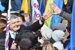 Ukraina prieš prezidento rinkimus rengiasi atremti rusų programišių atakas