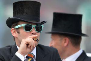 Rūkalių Anglijoje sparčiai mažėja