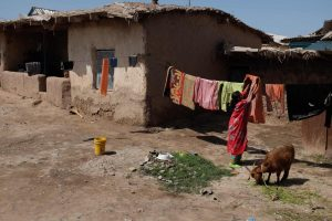 Per žemės drebėjimą Tadžikistane sugriuvo 30 namų, mokykla