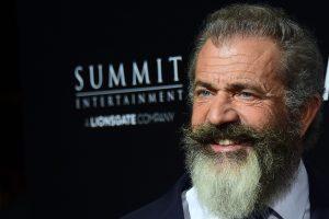 Kino žvaigždė M. Gibsonas nori susigrąžinti gerą vardą Holivude
