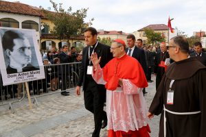 Albanija švenčia 38 katalikų kankinių beatifikaciją
