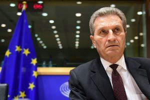 Eurokomisaras davė pažadą, kad ES toliau finansuos Ignalinos AE uždarymą