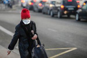 Užterštas oras kenkia ne tik plaučiams, bet ir širdžiai