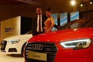 """""""Audi"""" gamins du naujus Q šeimos automobilius"""