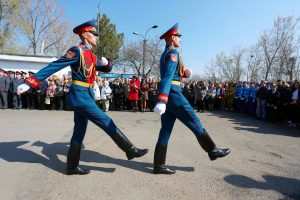Lietuvoje vieši Moldovos kariuomenės vadas
