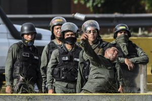 Venesueloje per kalinių maištą žuvo mažiausiai 37 žmonės