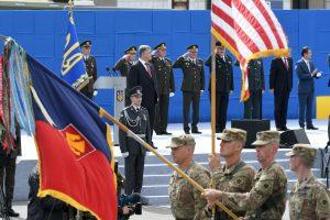 Beveik 60 proc. europiečių pritartų Ukrainos narystei NATO