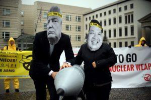 Valstybės branduolinių ginklų turi, bet ar įmanoma juos panaudoti?