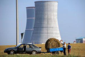 Pratybos: mokys gyventojus, kaip elgtis, jei Astrave kiltų avarija