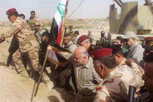 """Irako premjeras paskelbė karo su """"Islamo valstybe"""" pabaigą"""