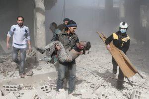 Lietuva skyrė pinigų humanitarinei pagalbai Jemenui, Sirijai ir Albanijai