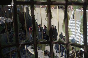 Sprogdinimo Kabule aukų padaugėjo iki 95