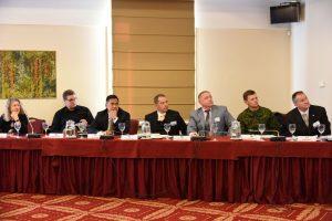 Vilniuje aptarta Ukrainos pasiekta pažanga vykdant reformas
