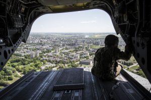 Lietuvoje atsiras trys nauji kariniai miesteliai