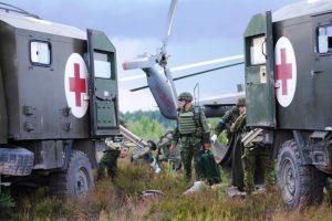 Į Ukrainą su JAV kariais vyksta trys Lietuvos kariuomenės paramedikai