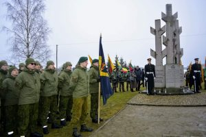 J. V. Žukas: Lietuvos valstybė egzistavo tol, kol buvo gyvų partizanų