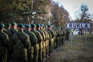 NATO karių dislokacija Rukloje duos naudos verslui
