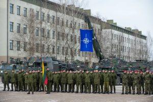 Seimo vadovybei Rukloje bus pristatyti krašto apsaugos prioritetai