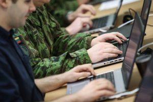 Lietuvoje vyksta kibernetinio saugumo ir gynybos pratybos