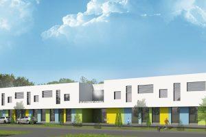 Vilnius statys penkias naujas mokyklas