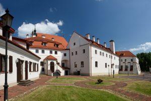 Bernardinių vienuolyno pirmasis aukštas atvers duris lankytojams