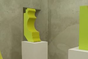 J. Gardo parodoje – 100 kartų išdidintas paveikslo rėmas