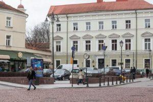 Paminklas J. Basanavičiui Vilniuje – prokurorų akiratyje