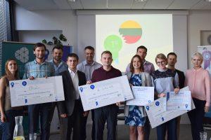 Tarp inovatyvių Europos žaliųjų idėjų – ir lietuvių kuriami produktai