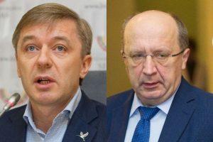 R. Karbauskis ir A. Kubilius surėmė ietis dėl LRT