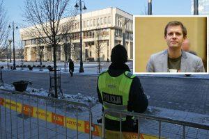 Policija: mitinge prie Seimo gali dalyvauti apie 10 tūkst. žmonių