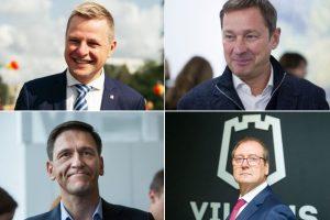 Kas laimės Vilniaus mero rinkimus?