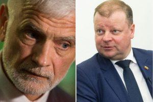 Opozicijos taikiklyje – ir premjeras, ir žemės ūkio ministras