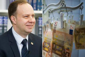Sveikatos ministerija giriasi pernai sutaupiusi 130 tūkst. eurų
