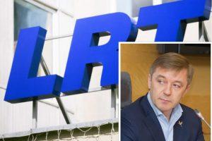 LRT valdyme nebegalės dalyvauti partiniai?