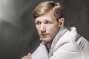 LRDT pristato – aktorius, režisierius, dramaturgas A. Darela