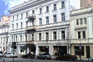 Viešame aukcione parduodami pastatai prestižinėse sostinės vietose