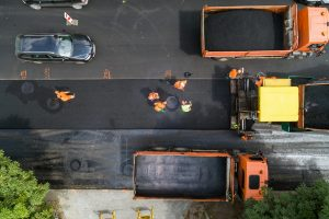 Spūsčių prevencija: rugsėjį gatvių remontai sostinės centre pristabdyti