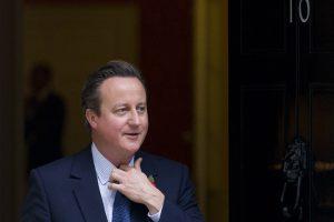 D. Camerono kalboje – akivaizdus noras likti ES