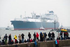 Lietuva norėtų būti pirmoji JAV suskystintų dujų pirkėja