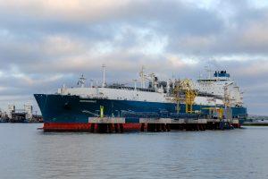 Ministras: Klaipėdos SGD terminalo potencialas dar neišnaudotas