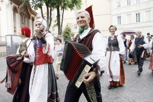 Seniausias folkloro festivalis Lietuvoje šiemet truks net 6 dienas