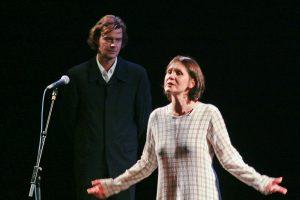 Mažajame teatre – D. Overaitės jubiliejui skirtas spektaklis