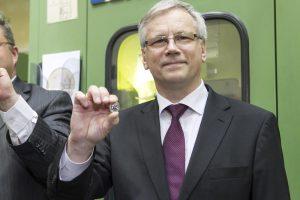 R. Šadžius kartoja: Lietuva jau turi progresinę mokesčių sistemą