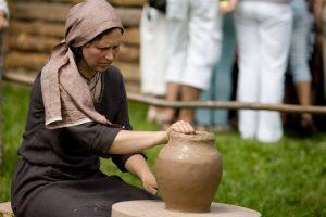 Savaitgalį Neringoje rengiamos Senųjų amatų dienos