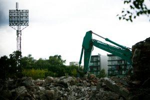 """""""Žalgirio"""" stadiono istorija tęsiasi: prokurorai laukia derybų baigties"""