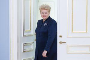 Būsimų ministrų laukia užsienio kalbų egzaminas Prezidentūroje