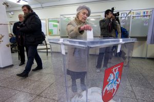 Kitais metais Lietuvoje – net treji svarbūs rinkimai